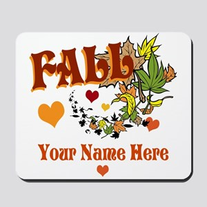 Fall Gifts Mousepad