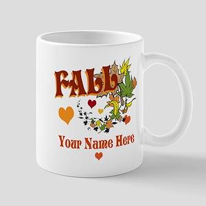 Fall Gifts Mugs