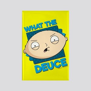 Family Guy What the Deuce Rectangle Magnet