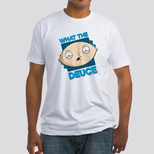 Family Guy What the Deuce Fitted T-Shirt