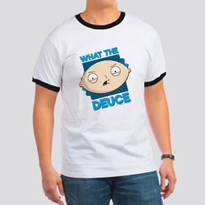 Family Guy What the Deuce Ringer T