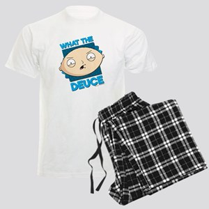 Family Guy What the Deuce Men's Light Pajamas