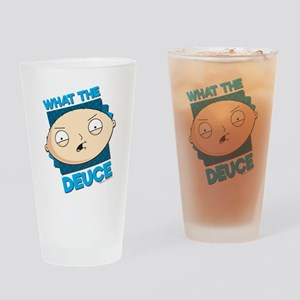Family Guy What the Deuce Drinking Glass