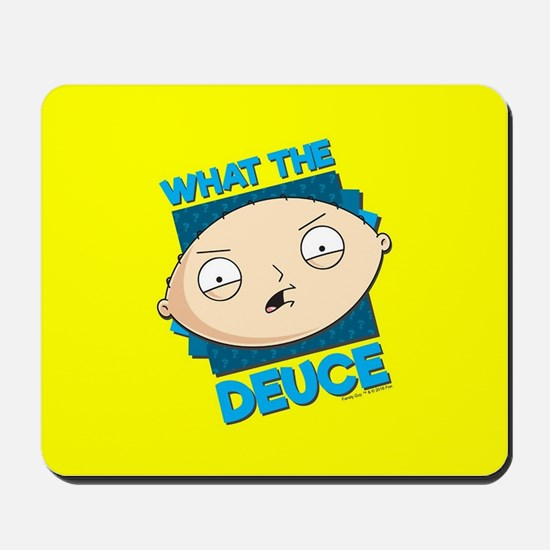 Family Guy What the Deuce Mousepad