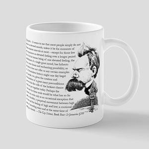 Nietzsche Mug Mugs