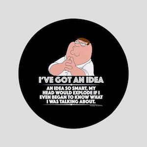 Family Guy Idea Button