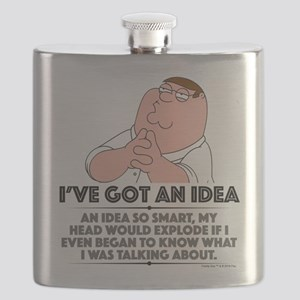 Family Guy Idea Flask