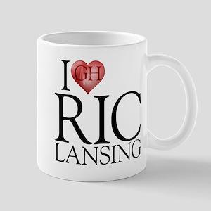 I Heart Ric Lansing Mug