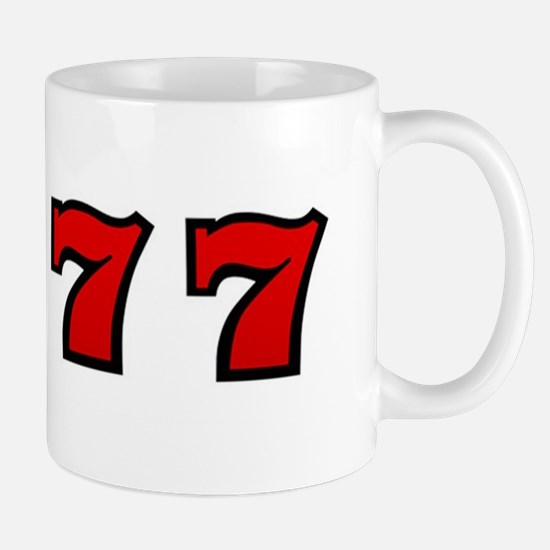 5777 Casino Jackpot Mug Mugs