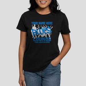 Custom Blues Lounge T-Shirt