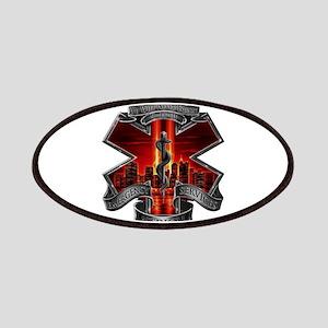 911 EMS Patch