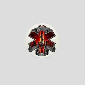 911 EMS Mini Button