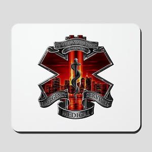 911 EMS Mousepad