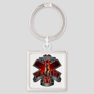 911 EMS Keychains
