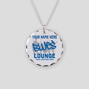 Custom Blues Lounge Necklace