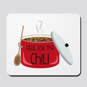 Here For Chili Mousepad
