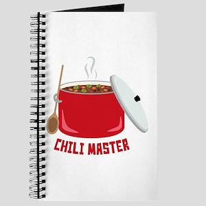 Chili Master Journal