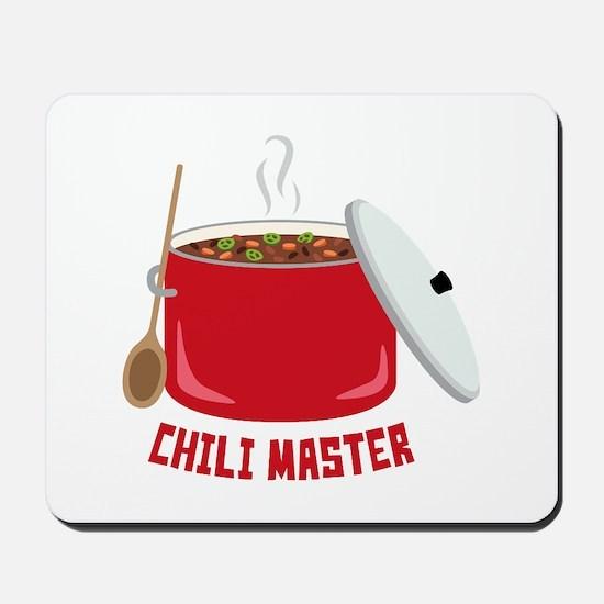 Chili Master Mousepad