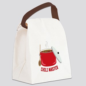Chili Master Canvas Lunch Bag