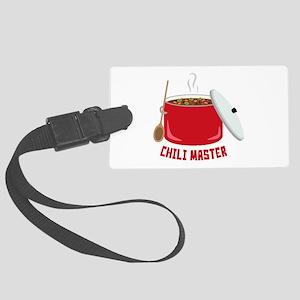 Chili Master Luggage Tag