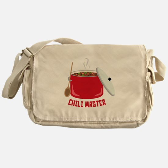 Chili Master Messenger Bag