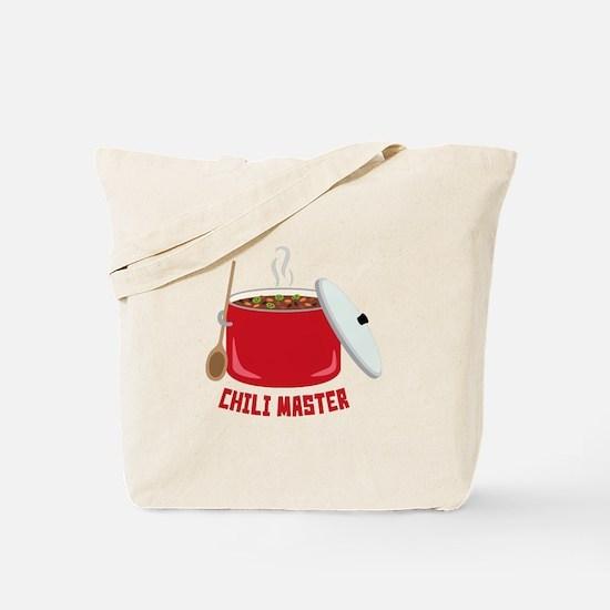 Chili Master Tote Bag