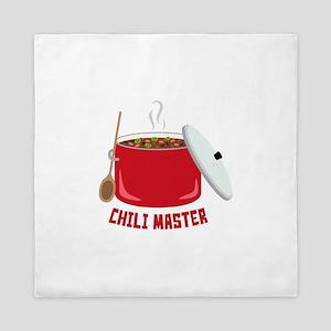 Chili Master Queen Duvet