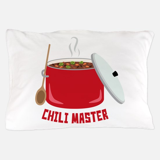 Chili Master Pillow Case