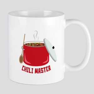 Chili Master Mugs