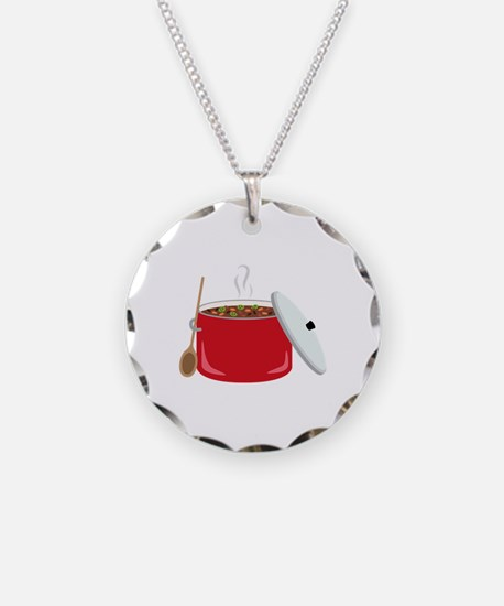 Chili Pot Necklace