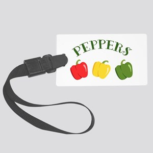 Peppers Luggage Tag