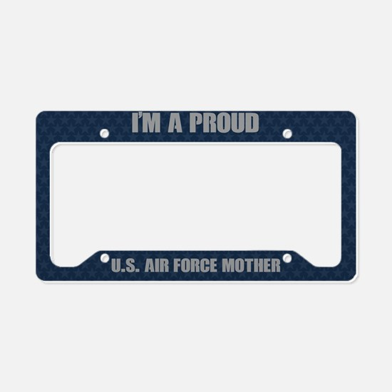 U.S. Air Force Mother License Plate Holder