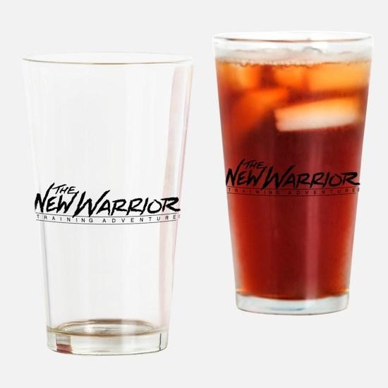 NWTA script Drinking Glass