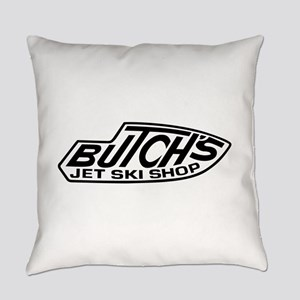 2-Butchs 3 trans white Everyday Pillow
