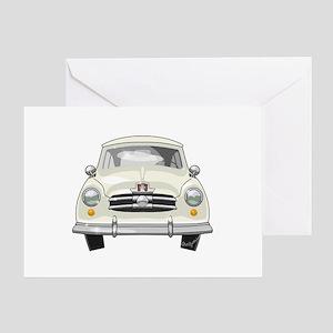 1951 Rambler Greeting Card