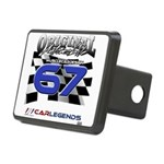 67 Musclecars Rectangular Hitch Cover
