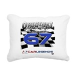 67 Musclecars Rectangular Canvas Pillow