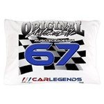 67 Musclecars Pillow Case