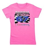 67 Musclecars Girl's Tee