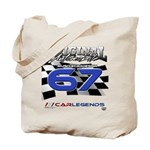 67 Musclecars Tote Bag