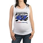 67 Musclecars Maternity Tank Top