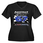67 Musclecars Plus Size T-Shirt
