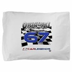 67 Musclecars Pillow Sham