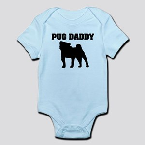 Pug Daddy Body Suit