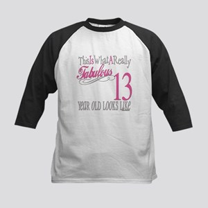13th Birthday Gifts Baseball Jersey