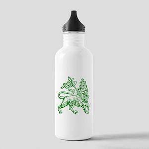 rastafarianwhite Stainless Water Bottle 1.0L