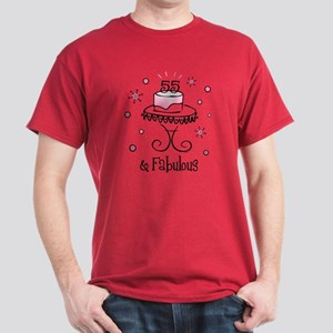 Fabulous 55 Dark T-Shirt