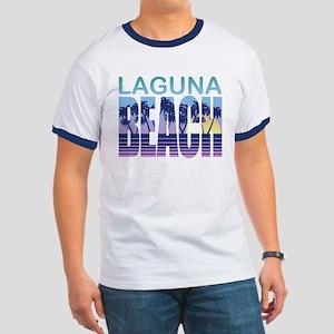 Laguna Beach Ringer T