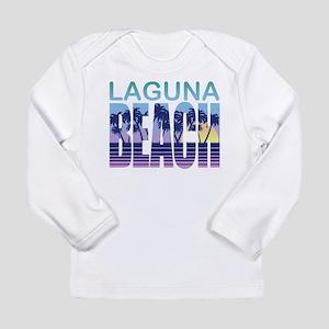 Laguna Beach Long Sleeve Infant T-Shirt
