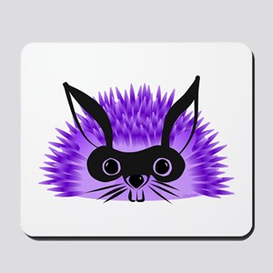 Redgy Hedgehog, Wild Hare! Mousepad